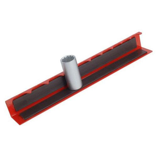 "1/4"" Magnetic Socket Rail Storage Holder"